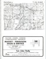 Map Image 001, Kenosha and Racine Counties 1986